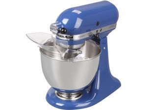 KitchenAid KSM150PSBW Artisan Series 5-Quart Tilt-Head Stand Mixer Blue Willow