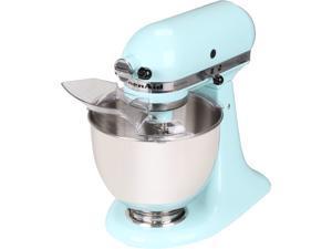 KitchenAid KSM150PSIC Artisan Series 5-Quart Tilt-Head Stand Mixer Ice Blue