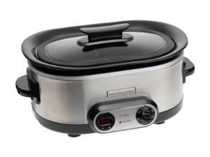 KitchenAid KSC700SS 7-Quart Stainless Steel Slow Cooker