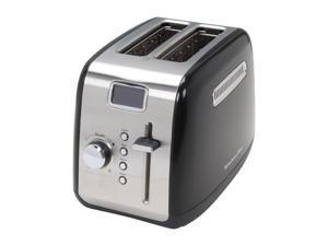KitchenAid KMT222OB Onyx Black 2 Slice Toaster
