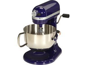 KitchenAid KP26M1XBU 6-Quarts Professional 600 Series Stand Mixer Cobalt Blue