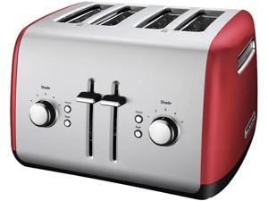 KMT4115ER Empire Red 4 Slice Toaster