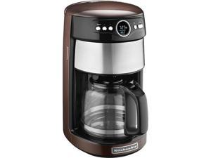 KitchenAid KCM1402ES Espresso 14 Cup Glass Carafe Coffee Maker