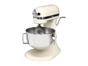 KitchenAid KV25G0XQAC Professional 5 Plus Series Bowl-Lift Stand Mixer Almond Creme