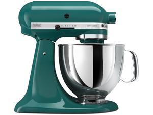 KitchenAid KSM150PSBL Artisan Series 5-Quart Tilt-Head Stand Mixer Bayleaf