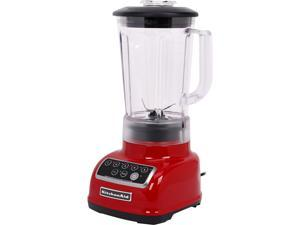 KitchenAid Die Cast Metal Base 5-Speed 56 oz. Blender Red KSB1570ER