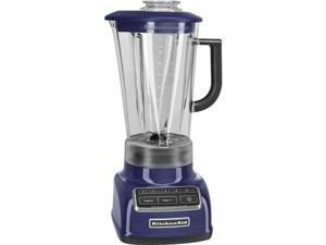 KitchenAid KSB1575BU Cobalt Blue 60 oz. Jar Size Diamond Blender 5 speeds