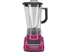 KitchenAid KSB1575RI Raspberry Ice 60 oz. Jar Size Diamond Blender 5 speeds
