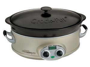 CROCK-POT SCVI600B-SS VersaWare Pro Slow Cooker