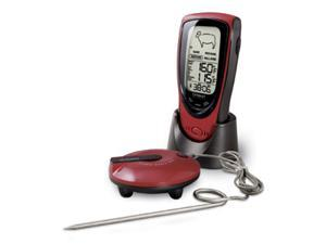Oregon Scientific AW131 Grill Right Wireless Talking BBQ/Oven Thermometer