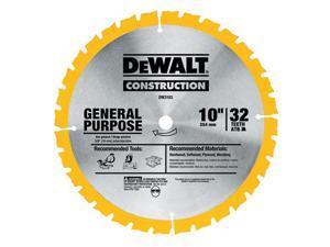 "DEWALT DW3126 Series 20 12"" 60T Fine Finish Saw Blade"