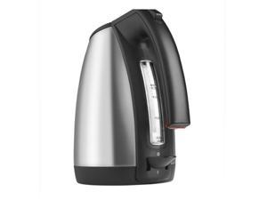 Black & Decker JKC650 Stainless Steel/Black Smart Boil 1.7 Liter Electric Kettle