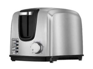Black & Decker T2707S Stainless Steel 2 Slice MPP Toaster Stainless Steel
