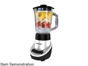 Black & Decker BL1130SG Stainless Steel/Black 12Speed Blender 12 speeds