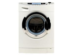 Haier HWD1600BW 1.8 cu. ft. White Combination High-Efficiency Washer and Ventless Dryer