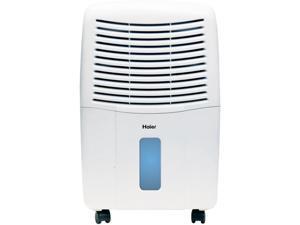 Haier DE45M 45 Pint Capacity Dehumidifier, 115-Volt