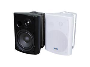 TIC ASP120-W White Outdoor Patio Speakers Pair