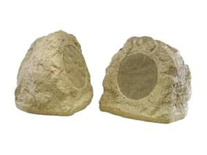 TIC TICWRS010CN Wireless Outdoor Rock Speakers (Canyon) Pair