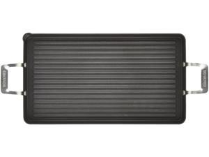 Circulon  83532  18-Inch by 10-Inch Double Burner Grill with Pour Spout
