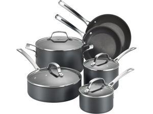 Circulon  83591  10-Piece Cookware Set  Silver
