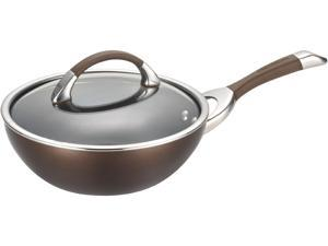 Circulon 83531 9.5-Inch covered stir fry