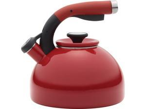 Circulon 1.5-qt. Tea Kettle, Red