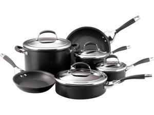 Circulon Elite Nonstick Hard-Anodized 10-Piece Cookware Set
