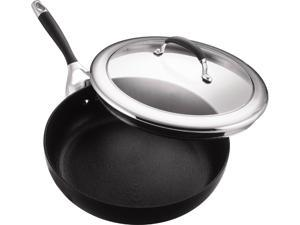 "Circulon 80362 ELITE 12"" Covered Deep Skillet"