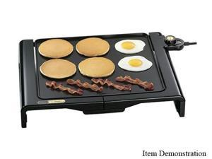 PRESTO 07050 Presto 07050 Griddle Folding 1500W Cool Touch