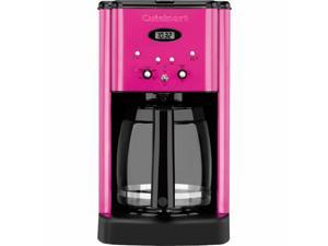 Cuisinart DCC-1200MP Metallic Pink Brew Central 12-Cup Programmable Coffeemaker