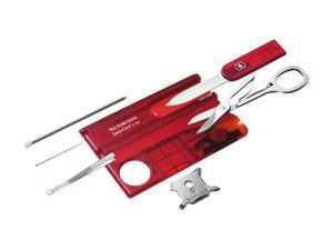 Victorinox 53331 Swisscard Lite Red