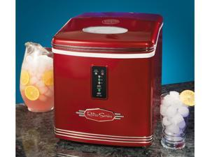 NOSTALGIA ELECTRICS RIC-100 Retro Ice Cube Maker