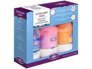 Nostalgia Electrics CCFS3000 Cotton Candy Sugar Accessory Kit