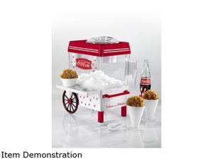 NOSTALGIA ELECTRICS SCM550COKE Coca-Cola Snow Cone Maker