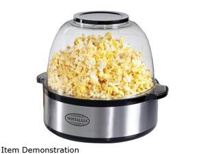 NOSTALGIA ELECTRICS SP660SS Stirring Popcorn Popper