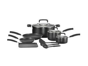 T-fal C111SC64 Cookware Set Black