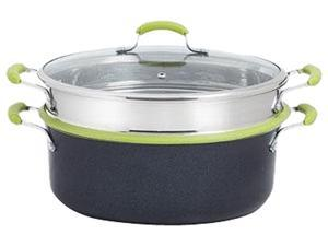 T-fal E8709064  7-Quart, Black Dutch Oven Cookware