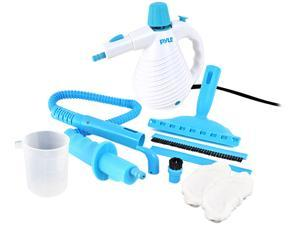 PYLE  PSTMH02  Handheld Steamer Birdie Multipurpose Pressurized Steam Cleaner  Blue