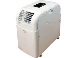 SoleusAir PSQ-08-01 8,000 BTU 115V Portable Evaporative Air Conditioner with LCD Remote Control