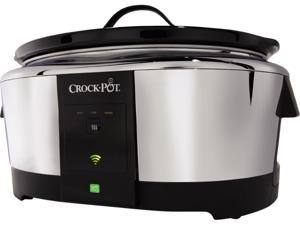 CROCK-POT SCCPWM600-V2 6 Qt. 6QT WeMo Smart Slow Cooker