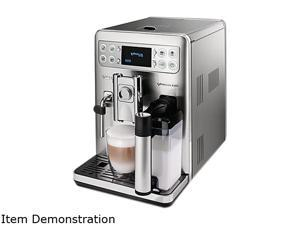 Saeco HD8857/47 Exprelia EVO Automatic Espresso Machine, Stainless Steel