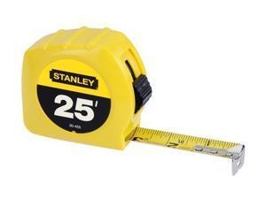 """Stanley 30-455 25' x 1"""" Tape Rule"""