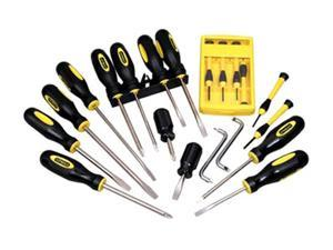 Stanley 60-220 20-Piece Versatile Screwdriver Set