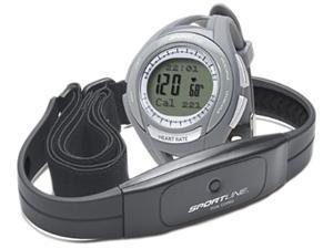 Sportline SP1448GY Women Cardio Heart Rate Watch