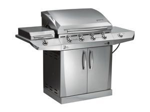 Char-Broil Performance T-47D Grill 463271311 Silver
