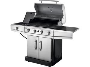 Char-Broil Traditional 4 Burner Gas Grill 463461615
