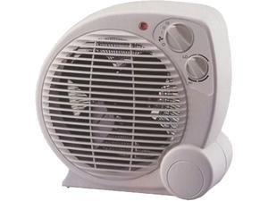 World Marketing HB211T 1500 Watts 5200 BTU Fan Forced Electric Heater with 3-Power Selections
