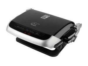 George Foreman GRP4EMB Grill W/Muffin & Bake Plates