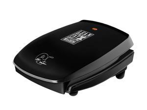 George Foreman GR20B Black Super Champ Grill