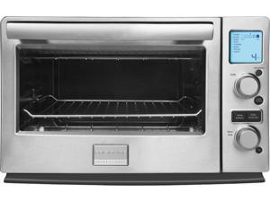Frigidaire FPCO06D7MS Stainless Steel Professional 6-Slice Convection Toaster Oven